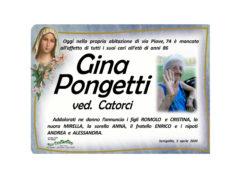 Gina Pongetti