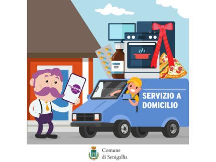 on MyCicero beni e servizi arrivano gratuitamente a domicilio