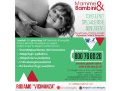 Ridiamo Vicinanza - Mamme e Bambini