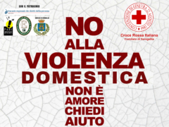 Iniziativa contro la violenza domestica promossa dalla Croce Rossa di Senigallia