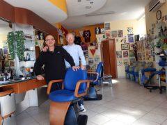 La barbieria Roberto e Fabrizio di Senigallia
