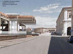 Progetto Alberto Bacchiocchi per ponte 2 Giugno