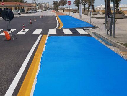 Ciclovia Adriatica: realizzato il percorso fino a Marzocca