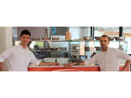 Pizzeria Simoncelli di Senigallia - I titolari