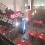 Pizzeria Simoncelli di Senigallia - interno