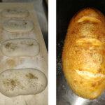 Il pane artigianale fatto in casa dello Skizzo Bar di Senigallia