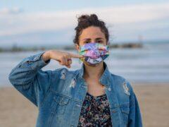 Sulla bocca di tutti: mascherine sostenibili e riutilizzabili ad alta protezione realizzate da Upupa & Colibrì