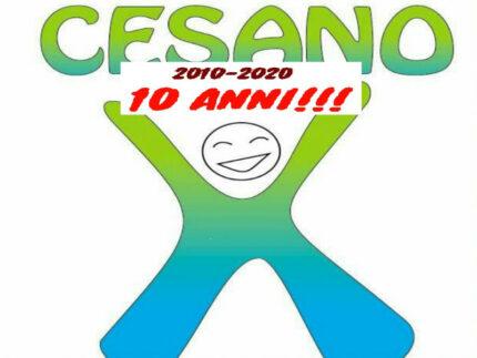 Cesano Per, logo decennale