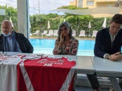 Claudio Moroni, Sonia Fileri e Matteo Manzoni