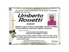 Umberto Rossetti