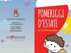 Pomeriggi d'estate per bambini a Corinaldo