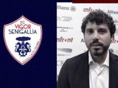 Filippo Lauritano entra nello staff della FC Vigor Sengiallia