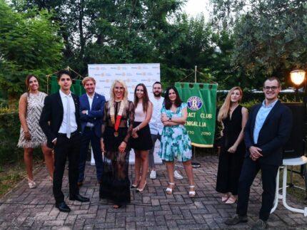 Passaggio di consegne per il Rotaract Senigallia
