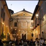 Via Fagnani, in centro storico a Senigallia