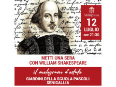 """Metti una sera con…William Shakespeare"""