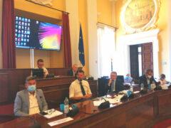 Consiglio Grande sulla gestione Covid e le prospettive dellospedale di Senigallia