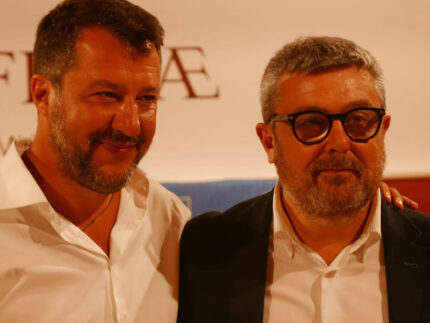 Salvini e Olivetti