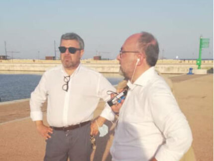 Massimo Olivetti e Massimo Bello