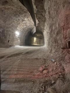 Visita al Gruppo Miniera San Romedio della Marinelli Sisto srl grazie a Caparol