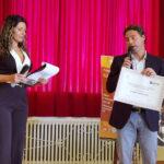 Andrea Pongetti premiato