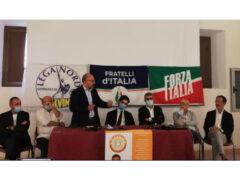 Il centrodestra per Olivetti sindaco