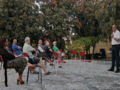 Il candidato sindaco Paolo Molinelli incontra la cittadinanza a Montignano
