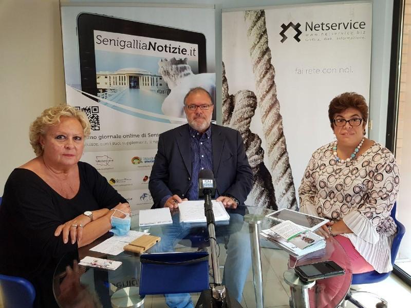 Video confronto sul referendum sul taglio dei parlamentari: Silvana Amati, Massimo Mariselli, Elisabetta Palma