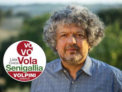 Samuele Garofoli - Candidato consigliere comunale con Vola Senigallia, per Volpini sindaco