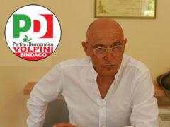 Fabrizio Volpini - candidato sindaco sostenuto dal PD