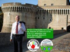 Paolo Molinelli - Candidato sindaco di Senigallia