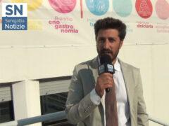 Alessandro Impoco, dirigente scolastico del Panzini di Senigallia, al microfono di Senigallia Notizie