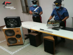 Sequestro dei Carabinieri