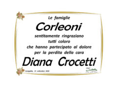 I ringraziamenti della famiglia Corleoni