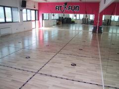Palestra centro fitness FitxFun a Senigallia - Sala 1