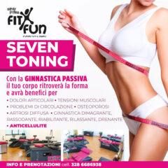 Seven Toning alla palestra centro fitness FitxFun di Senigallia