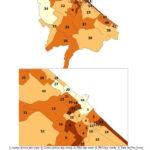 Distribuzione geografica voti per Rosaria Diamantini
