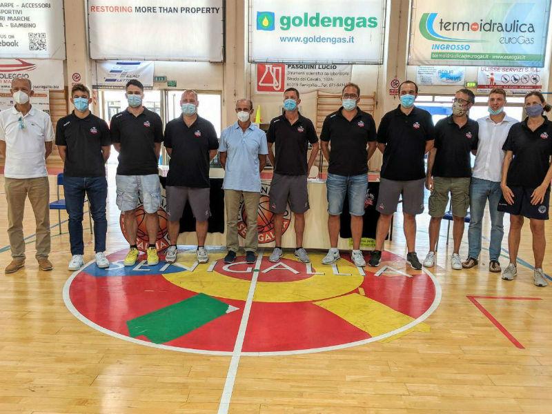 Coach Giovanili Goldengas