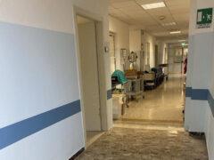 Reparto di chirurgia dell'ospedale di Senigallia
