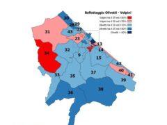 L'esito del ballottaggio sezione per sezione - mappa