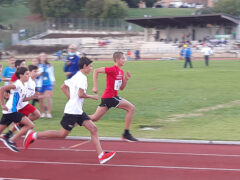 Atletica, Coppa Giovani: Davide Kutrov vince i 1000 metri