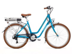 E-bike World Dimension - bicicletta donna