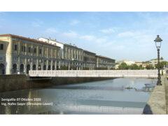 Progetto nuovo ponte 2 Giugno di Senigallia