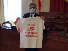 Incontro tra il sindaco Olivetti e il Comitato a difesa dell'ospedale di Senigallia