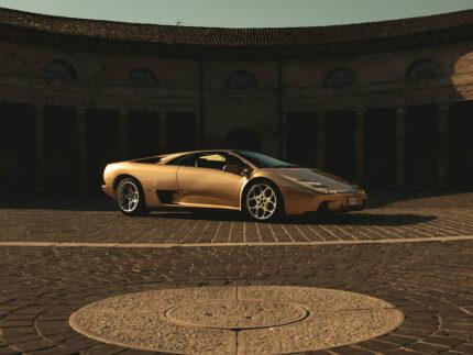 Lamborghini a Senigallia