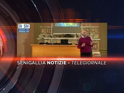 Videogiornale con intervista a Leandro Sperduti