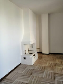 Appartamento in vendita a Senigallia, quartiere Saline: caminetto - Annuncio Levante Immobiliare