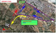 Planimetria della gara