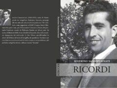 """Copertina del libro """"Ricordi"""" di Severino Sanseverinati"""