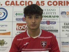 Corinaldo Calcio a 5. Marco Pettinari