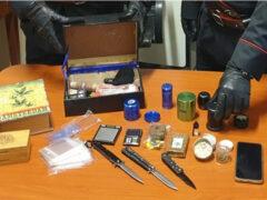 Droga sequestrata a Senigallia